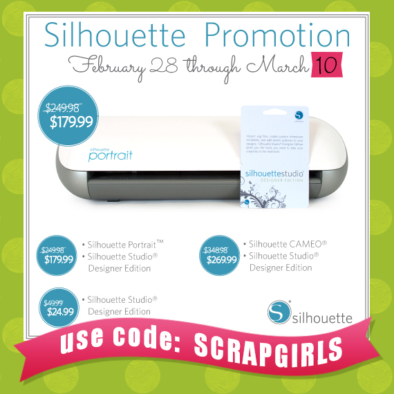 silhouette promotion