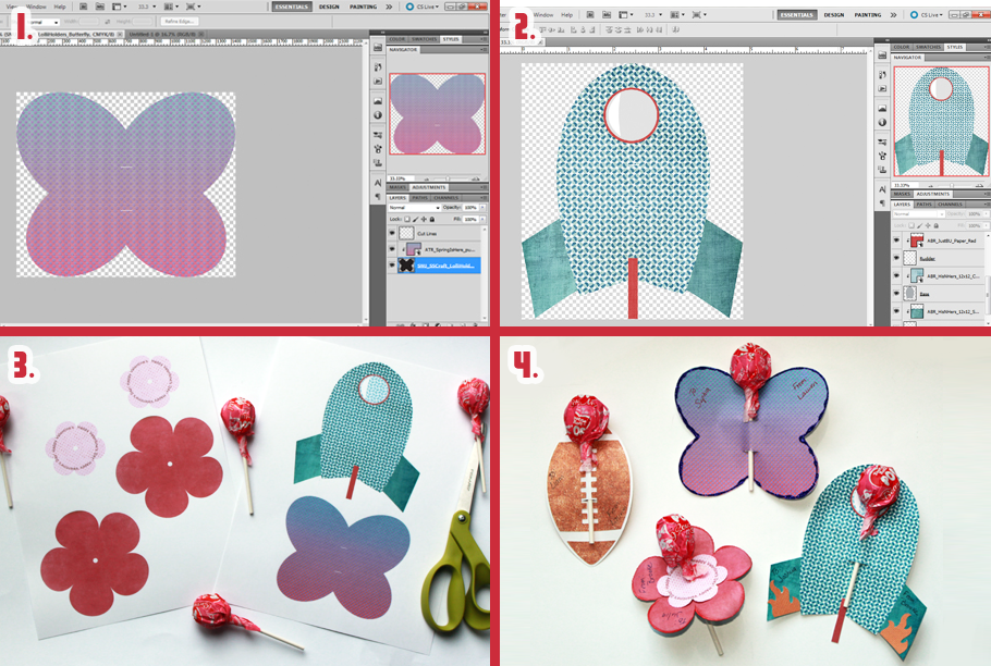 picture regarding Lollipop Template Printable identify Printable Lollipop Holders Guidebook - S Women