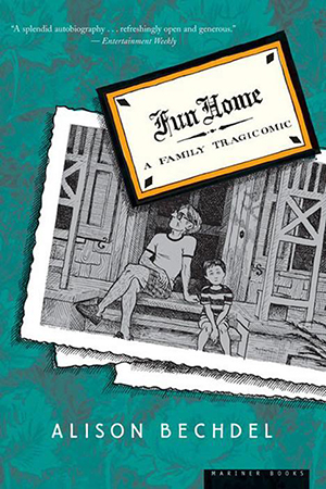 Fun Home comic book