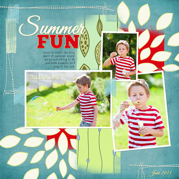 paper templates digital scrapbook layout