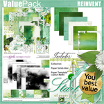 Reinvent digital kit value pack