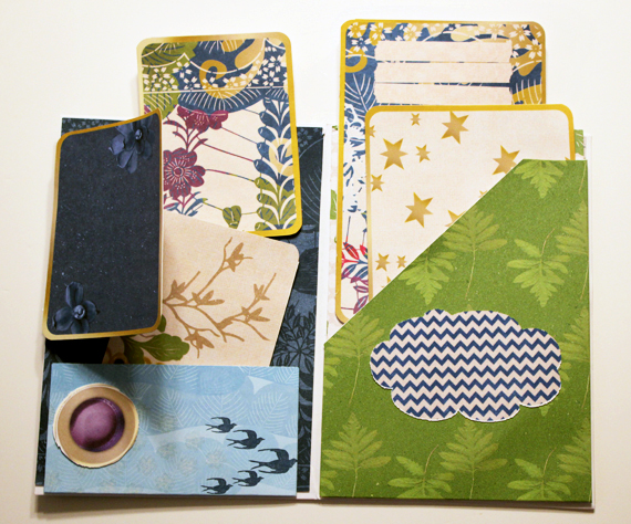 Envelope-mini-album-journal-cards-flap