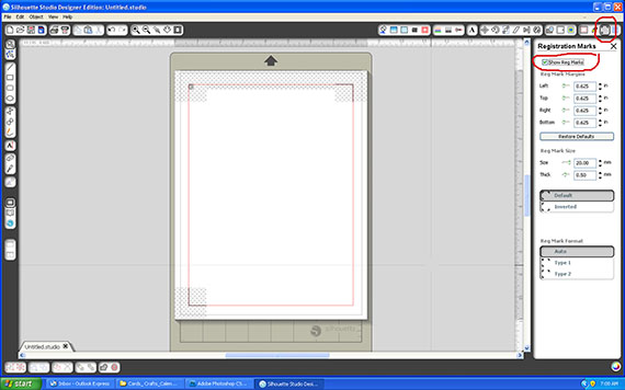 create printable document