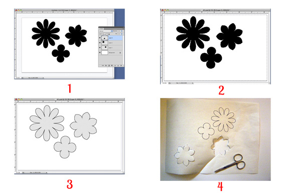 print and cut custom shapes