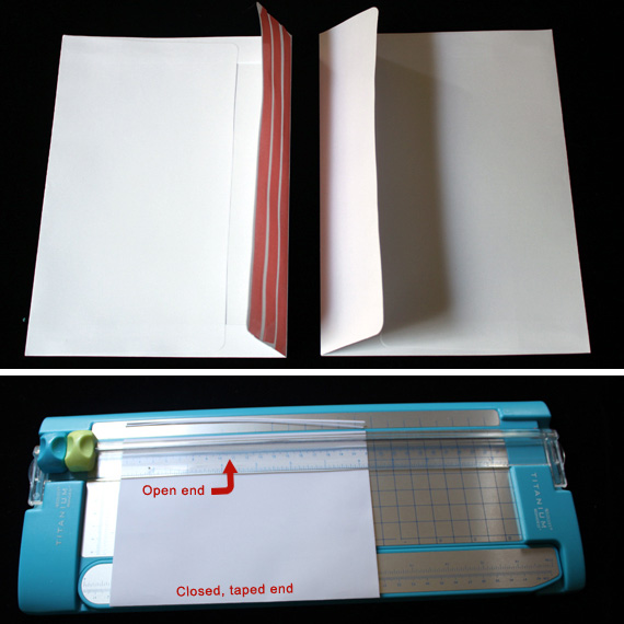 trim envelopes