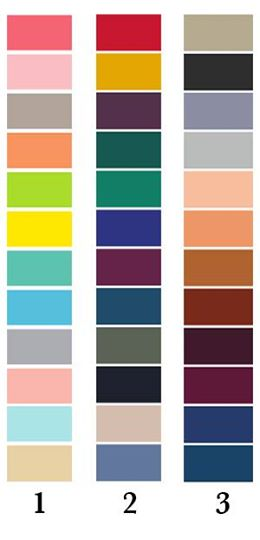 march 2014 club color choices