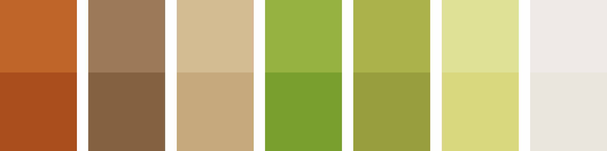 woodlandia color swatch