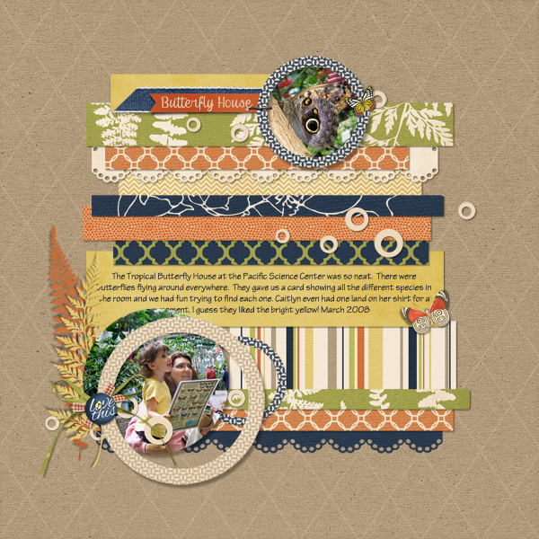 april club layout melanie