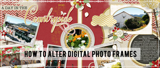 How To Alter Digital Photo Frames