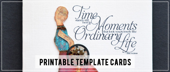 Printable Template Cards