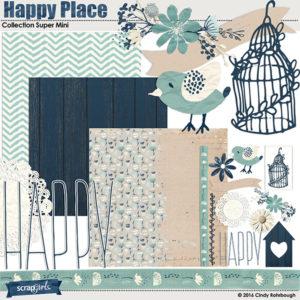 Happy Place Collection Super Mini