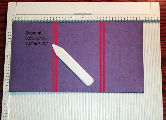 score cardstock