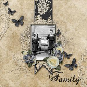 Family Ties JIF Plus Layout