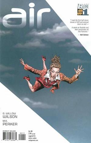 air comic book