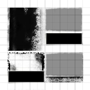 digital scrapbooking photo masks