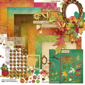 Autumn Jewel Collection