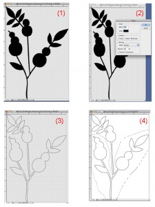 setting up printable images in photoshop