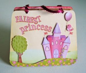 fairest princess gift bag