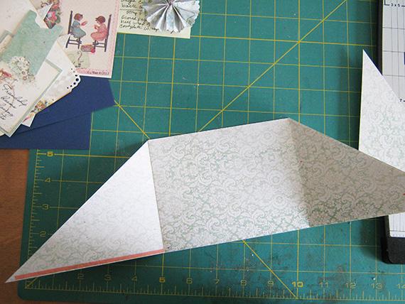 crisscross card glue