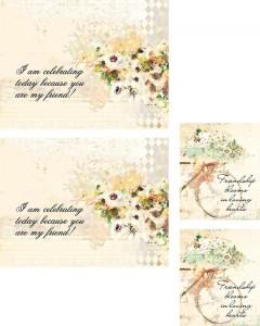 crisscross card printable