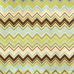 Love Everyday Chevron digital paper