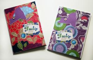 envelope mini album covers