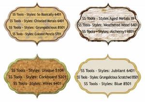custom styles samples