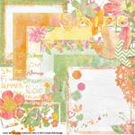 color me summer digital kit