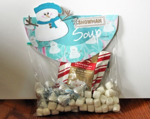 embellish treat bag topper