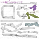 twill tape digital embellishment templates
