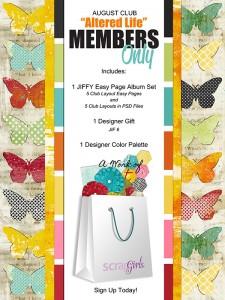 august club bonus items