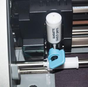 install sketch pen in holder