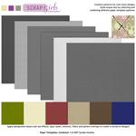 cardstock paper templates