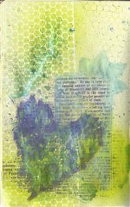 spray stencil design