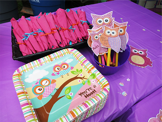 printable birthday party table 2