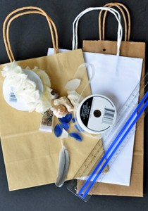 printable gift bag supplies
