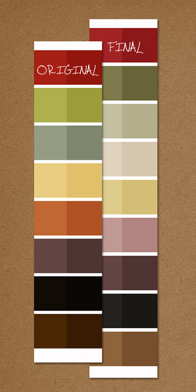 october 2013 club color swatches