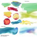 paint sheers digital embellishments