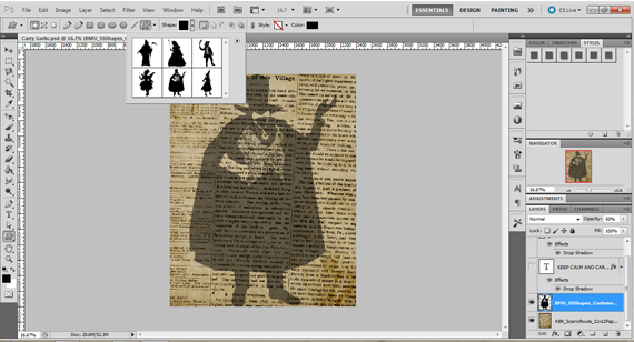 halloween printable silhouette