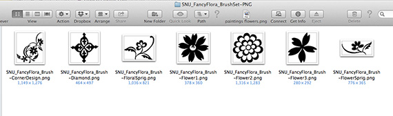printable-foil-fancy-flora-digital-brushes