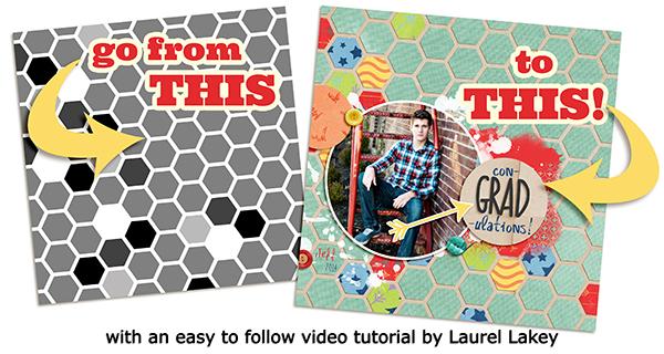 layout design process laurel lackey