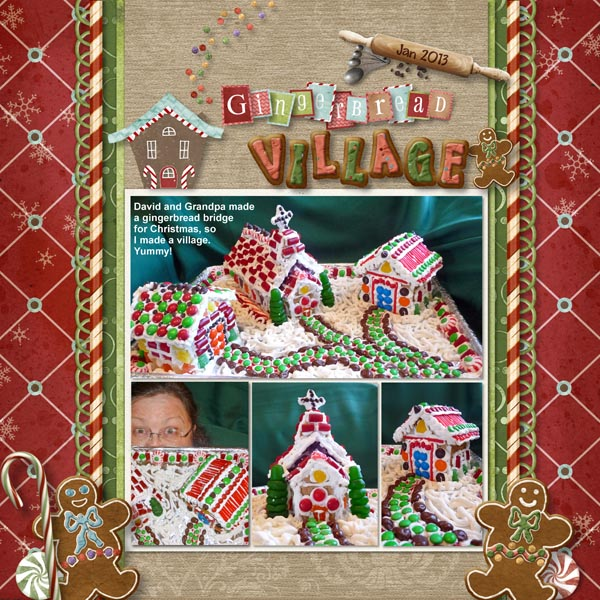 2013-SueM-Christmas-LO1-GingerbreadVillage