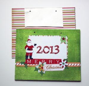 add envelopes as pockets
