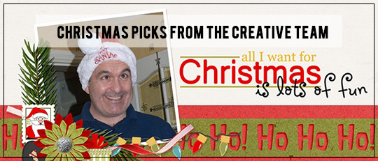 Christmas Product Picks from the Creative Team!