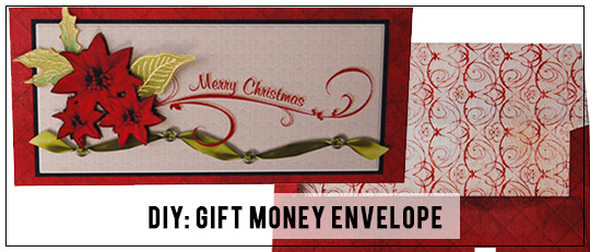 DIY: Money Gift Envelope