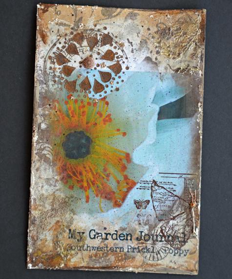 altered garden planner cover