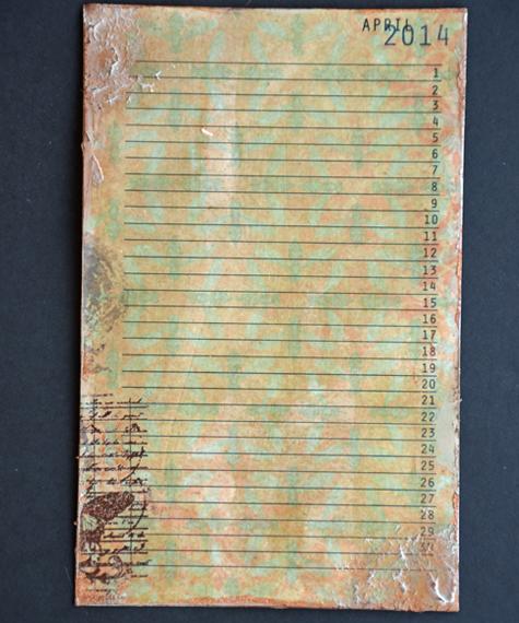 ink edges of garden planner