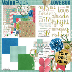 Love Bug Value Pack