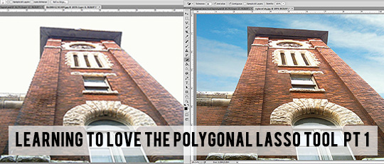 Learning to Love the Polygonal Lasso Tool – Part 1