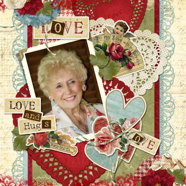 valentine layout joyce schardt